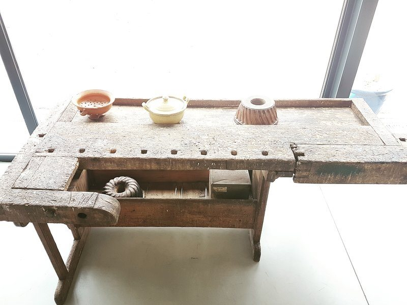 Stoere Werkbank Keuken : Keuken werktafel inspirerende werkbank keuken best ikea keuken