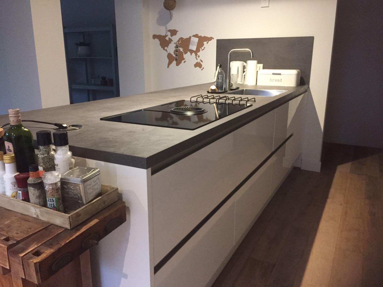 keukeneiland wit koken