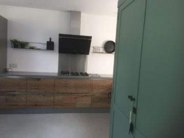 keuken barnwood i-kook