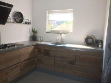 barnwood keuken