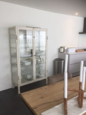 vintage kast keuken