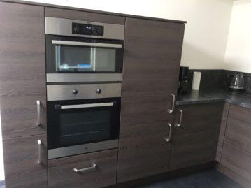 keuken gekocht bij I-Kook Sittard, Keukenmatch, keukenontwerp, positieve klantervaring, keukenopstelling,