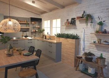 indeling scandinavische keuken